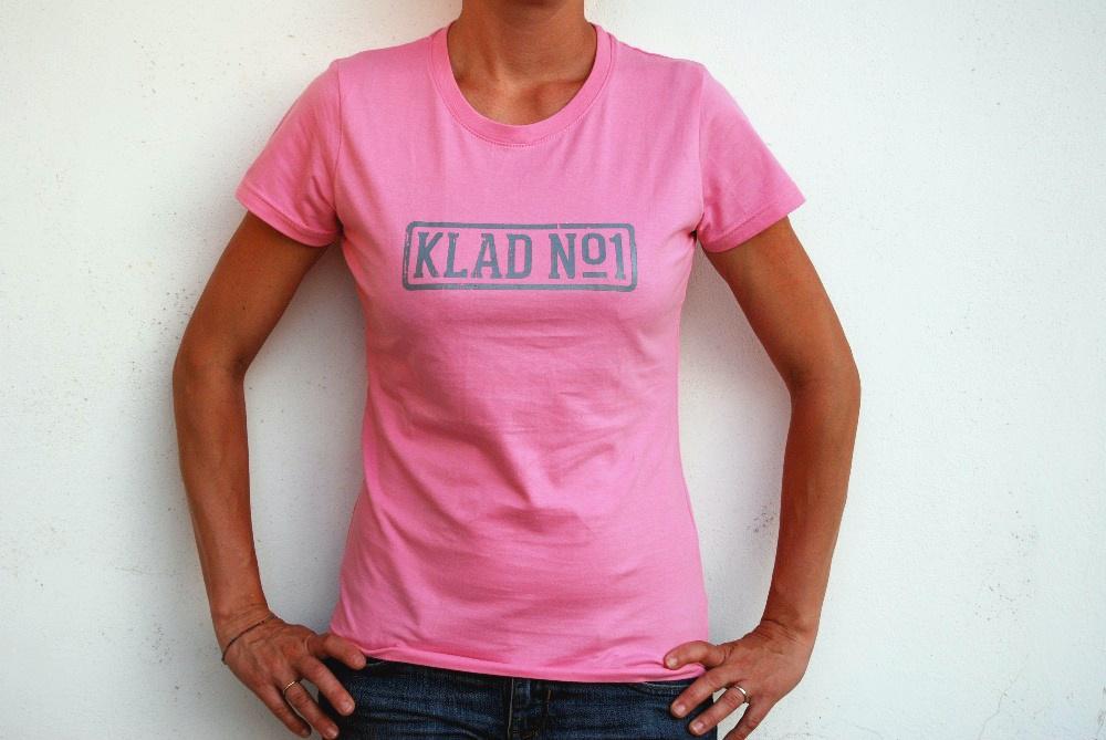 55858bdc6acf Dámské tričko růžové